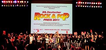 29. Deutscher Rock + Pop Preis 2011