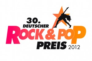 Deutcher Rock & Pop Preis 2012