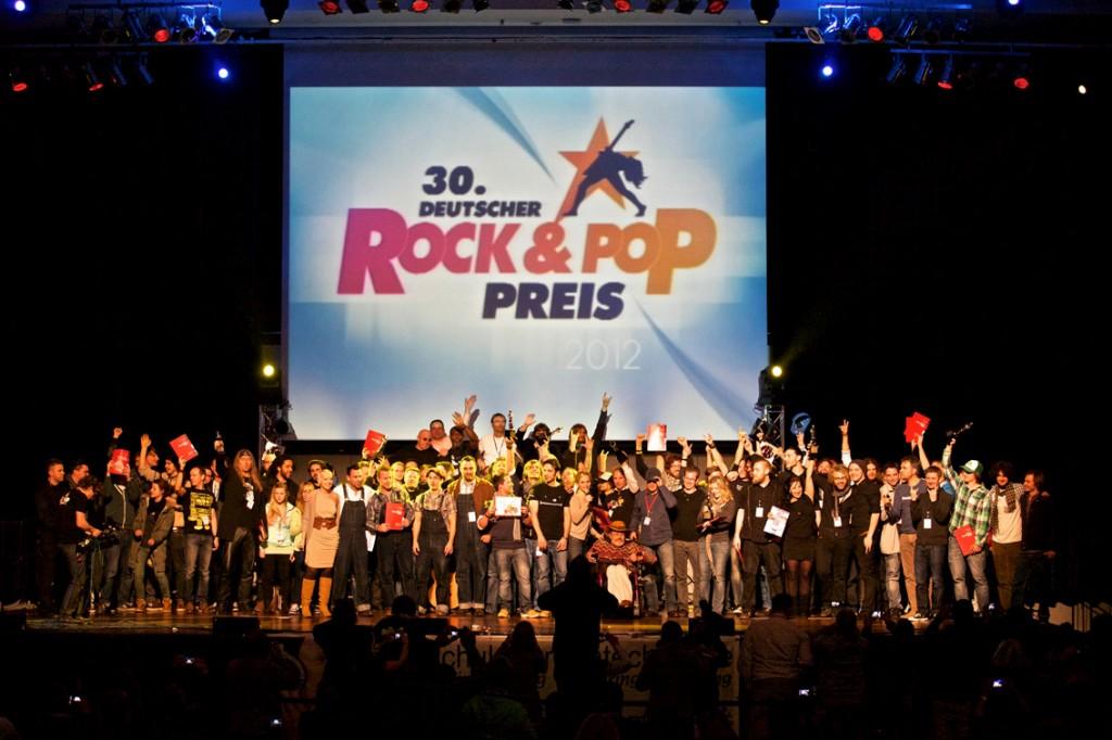 Deutscher Rock & Pop Preis – Gewinner – Foto: Sven Biernath