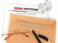 GEMA-Petition