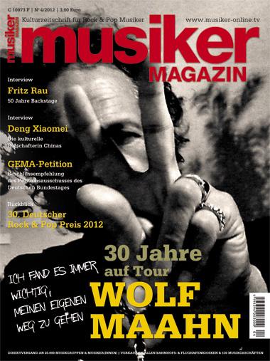 Musiker Magazin 04/2012