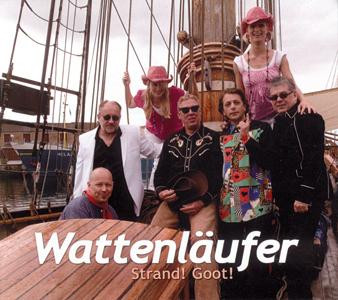 """Wattenläufer - """"Strand! Goot"""""""