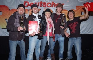 DRMV Rock & Pop Preis 2008 My Music Expo Friedrichshafen